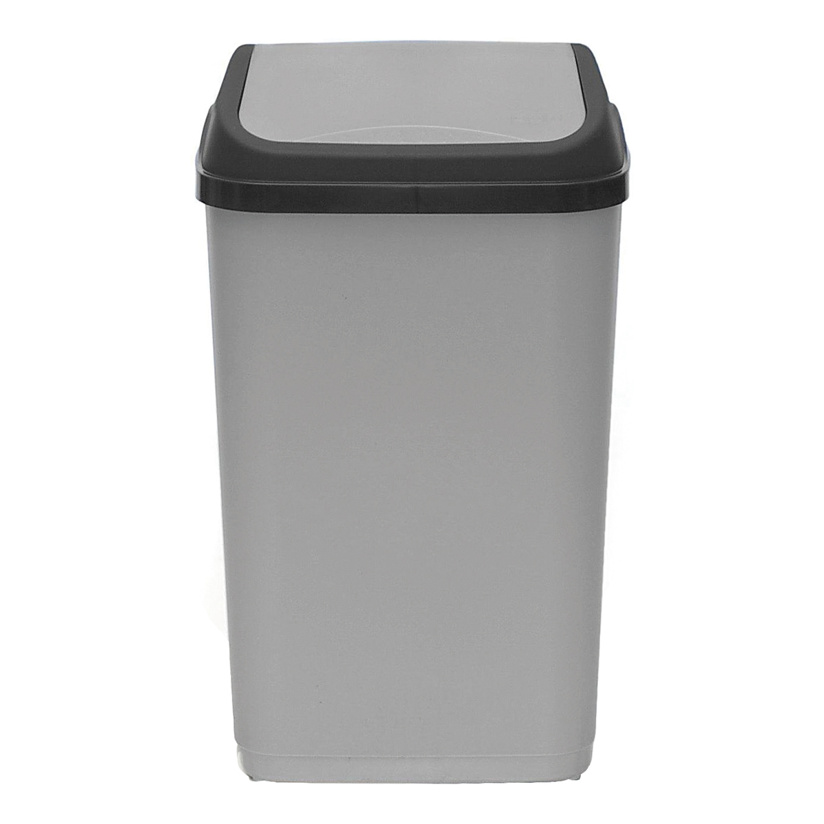 Mülleimer, mit Klappdeckel