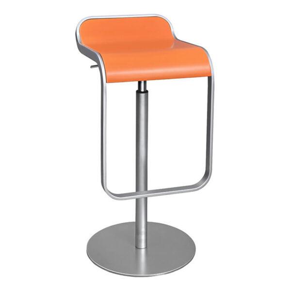 Barhocker Lem, orange