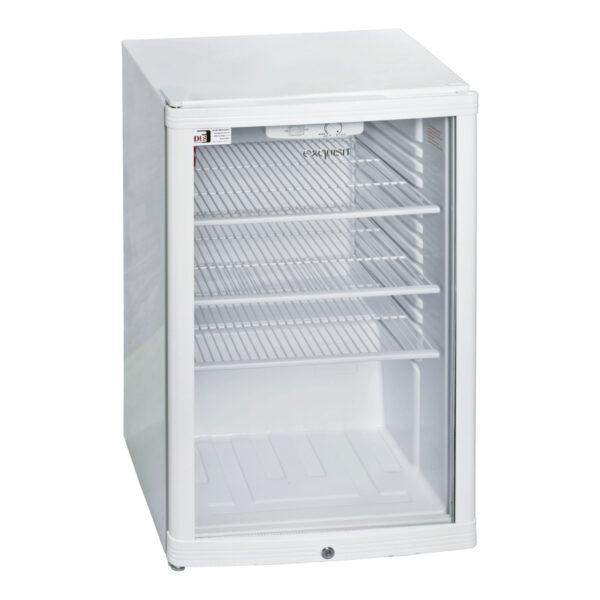Flaschenkühlschrank 140L, mit Glastüre