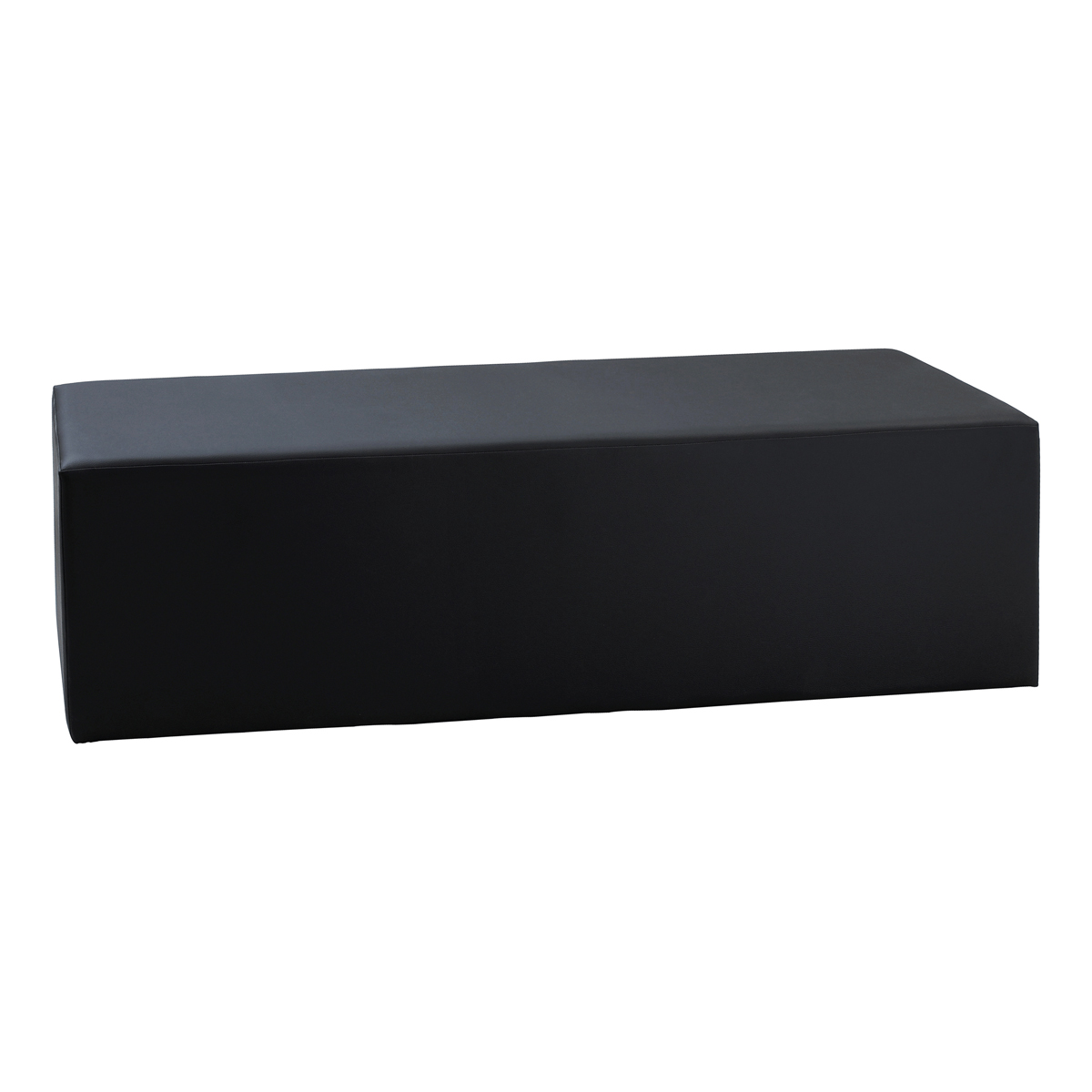 Hocker Cubi Big, schwarz