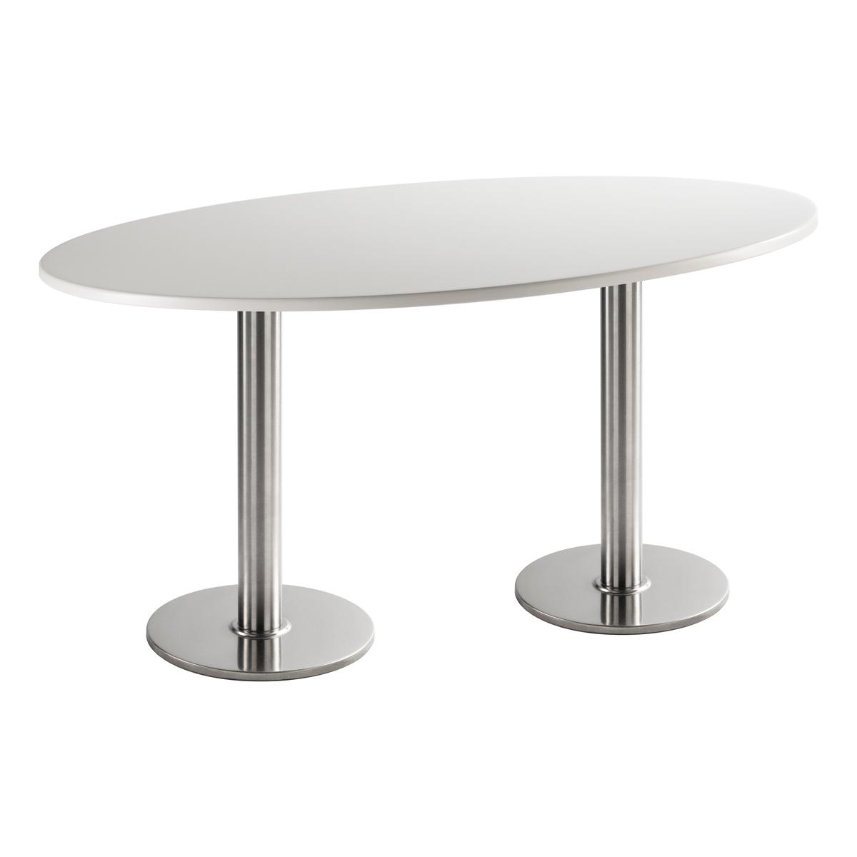 Sitztisch Oval