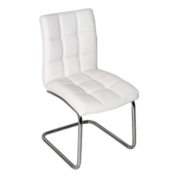 Stuhl Can, weiß