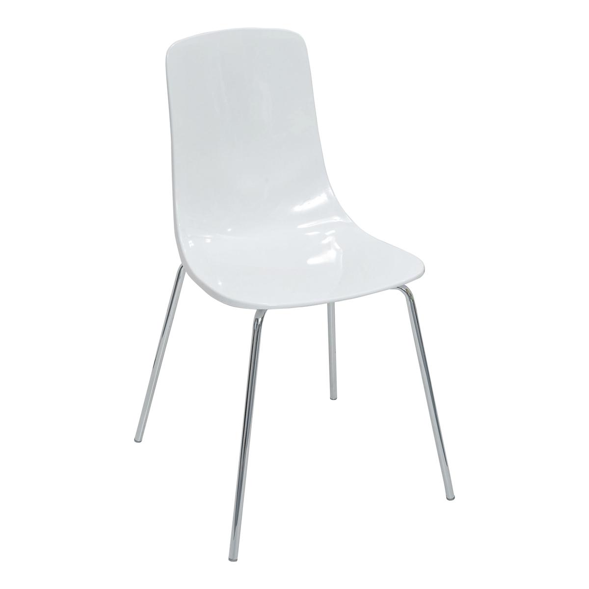 Stuhl Pauline, weiß