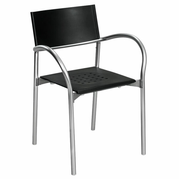 Stuhl Breeze schwarz