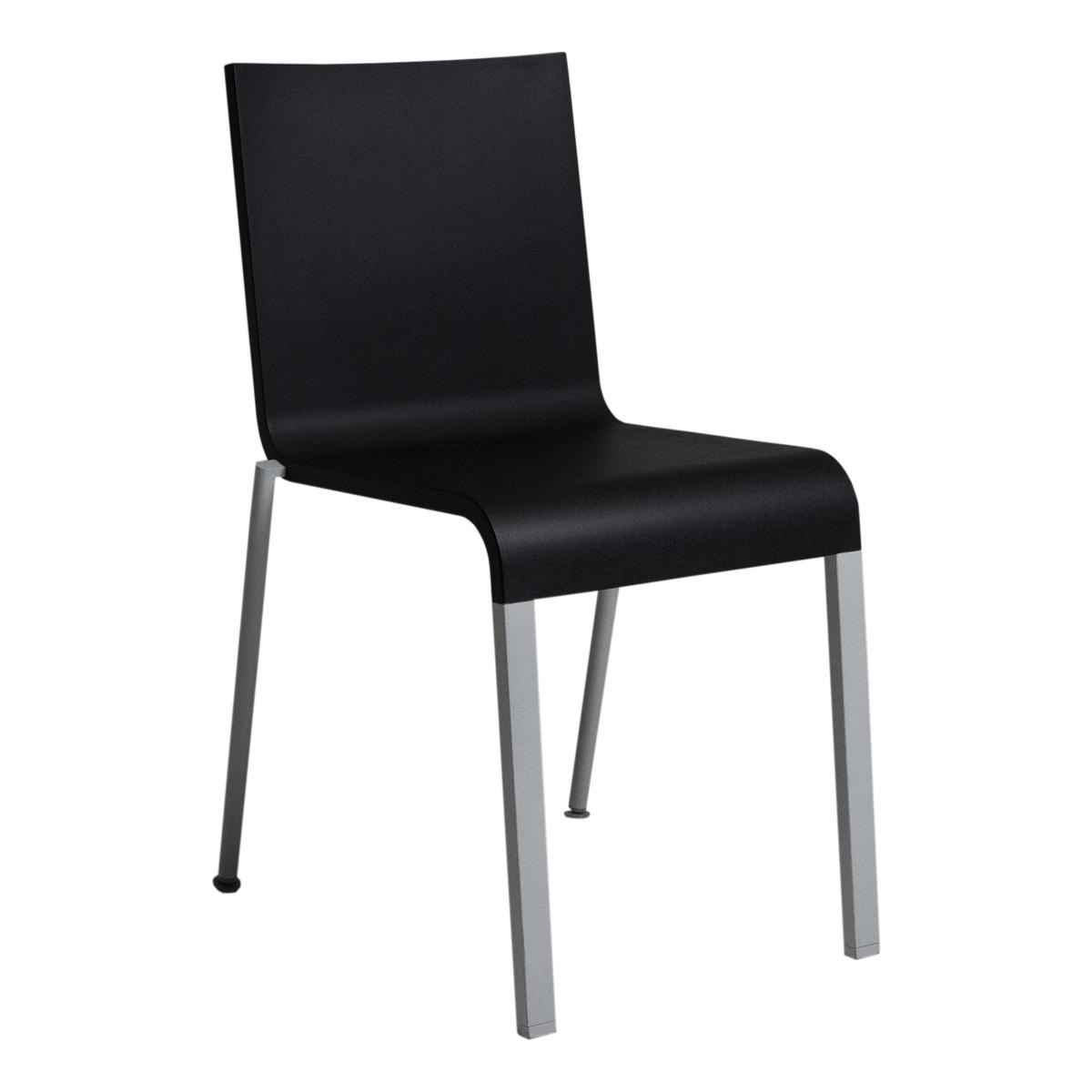 Stuhl Vitra 03, schwarz