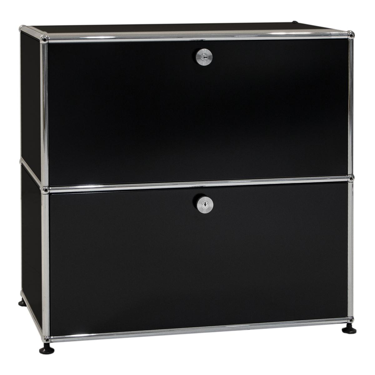 Sideboard USM, schwarz