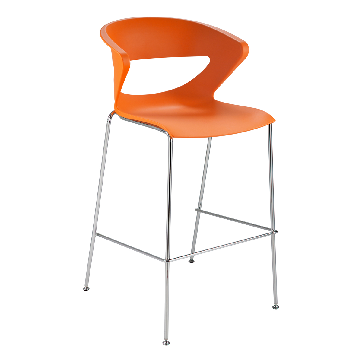 Barhocker Kicca, orange