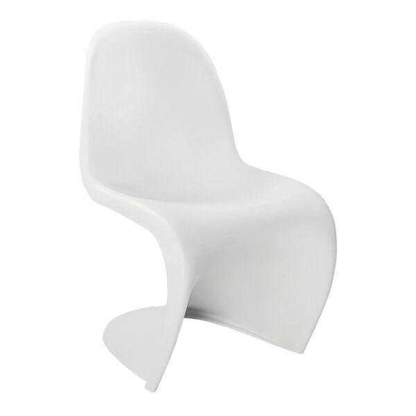 Stuhl Panton, weiß