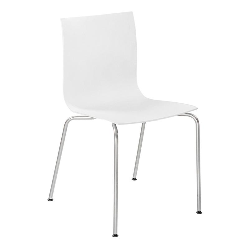 Stuhl Thin S16, weiß