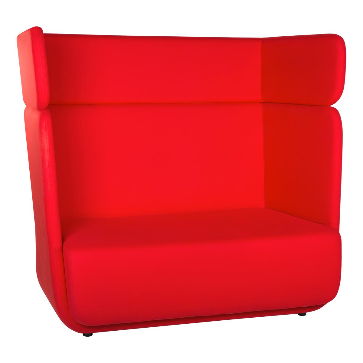 Sofa Basket, rot
