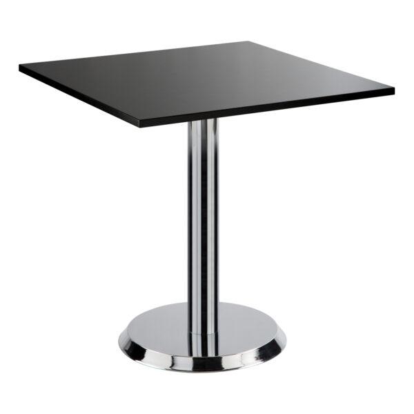 Sitztisch Kalender, eckig, schwarz