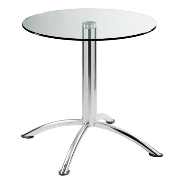 Sitztisch Sea, eckig, Klarglas