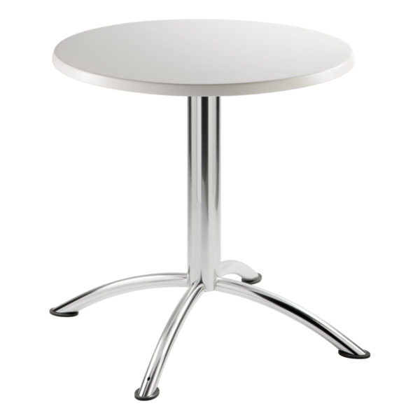 Sitztisch Sea, rund, weiß