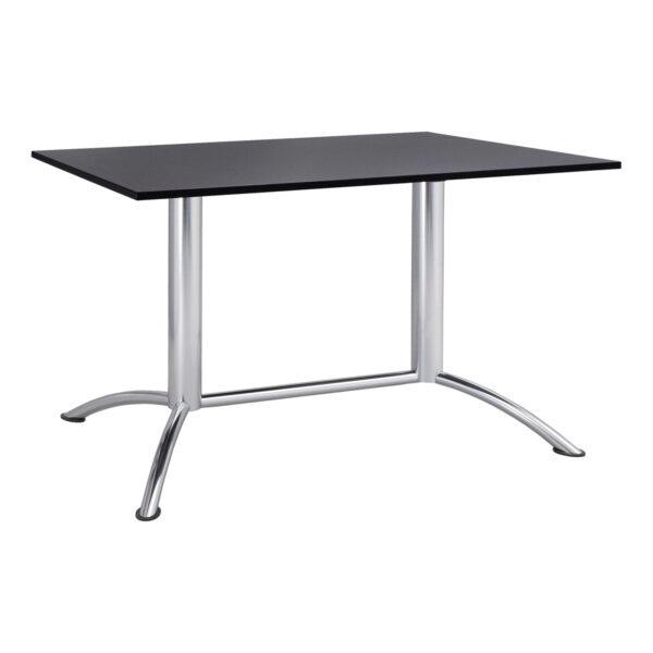 Sitztisch Surf, schwarz