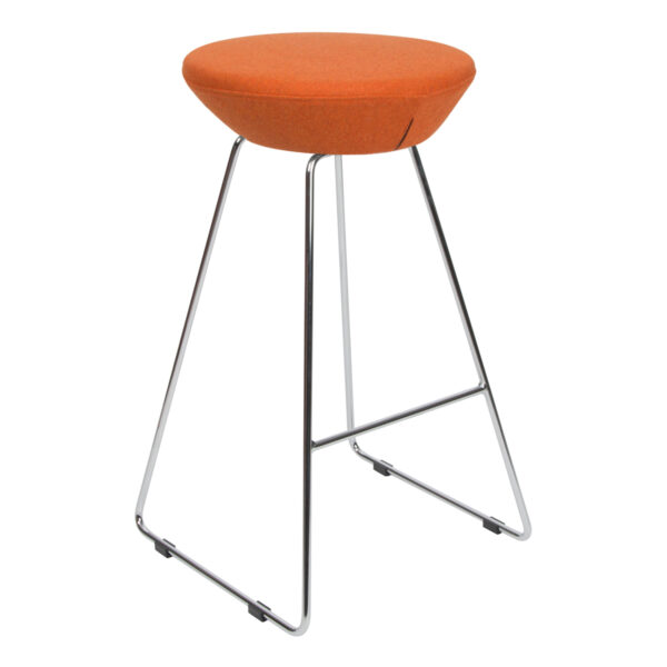 Barhocker Basko orange