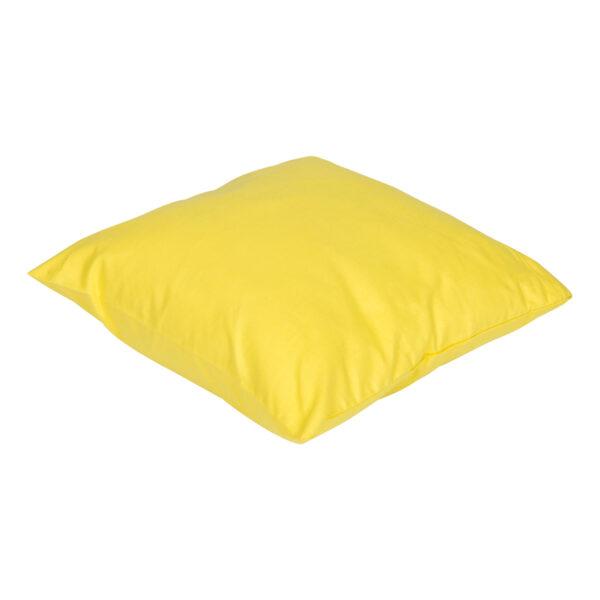 Dekokissen, gelb