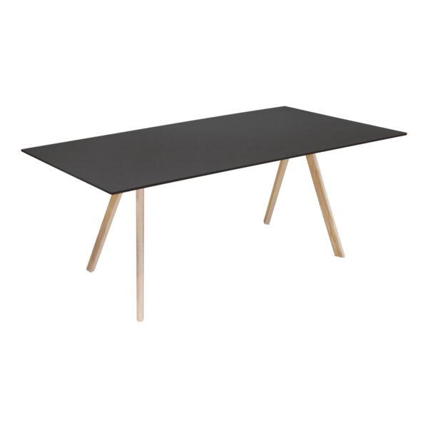 Sitztisch Copenhague, schwarz