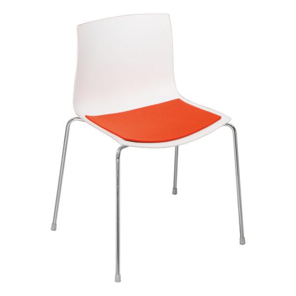 Stuhl Catifa 46 mit Sitzauflage