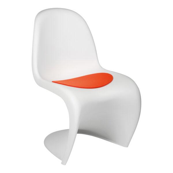 Stuhl Panton, mit Auflage