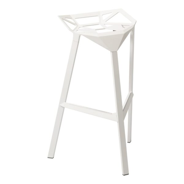 Barhocker Stool One, weiß
