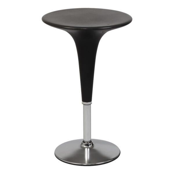 Steh- und Sitztisch Bombo, anthrazit