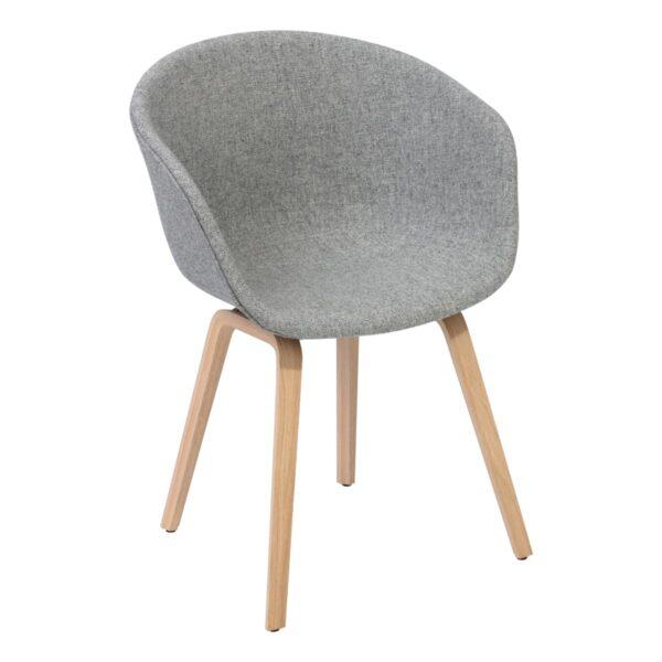 Stuhl About a Chair, voll gepolstert