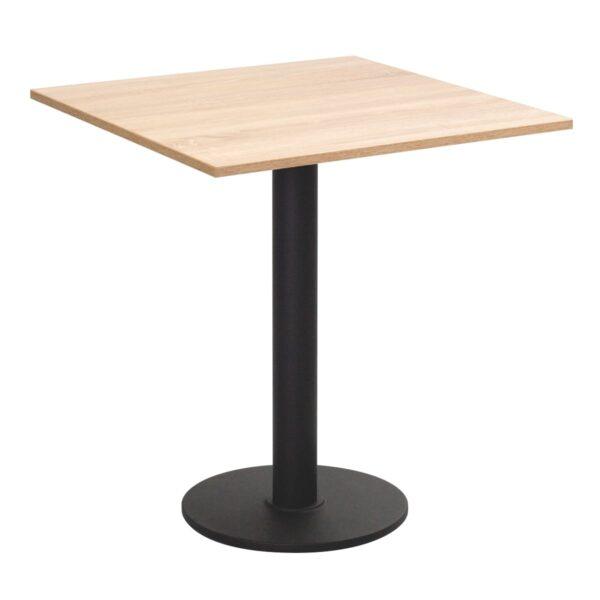 Sitztisch Modo, eckig, Eiche hell