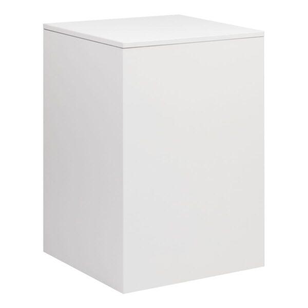 Buffettheke Bianco Eckteil, weiß
